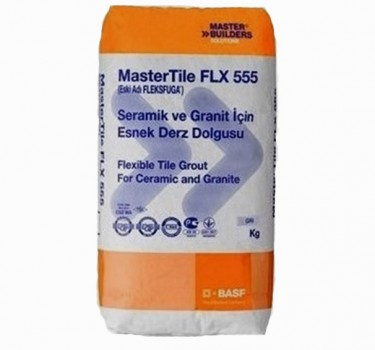 BASF MASTERTILE FLX 555 ( FLEKSFUGA ) GRİ