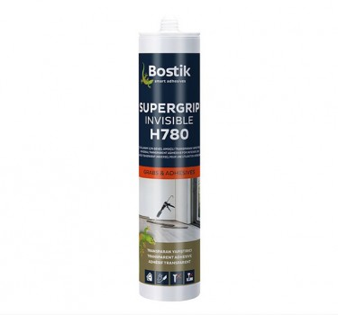 BOSTİK H 780 SUPERGRIP INVISIBLE